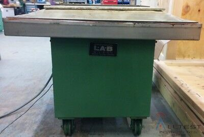 L.A.B. BRVHFP-24-20 Vibration Tester / Machine / Table (GOES INTO THERMOTRON F-1