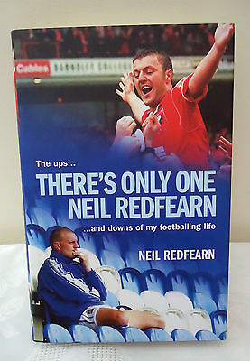 There's Only One Neil Redfern First Edition  Signed Copy