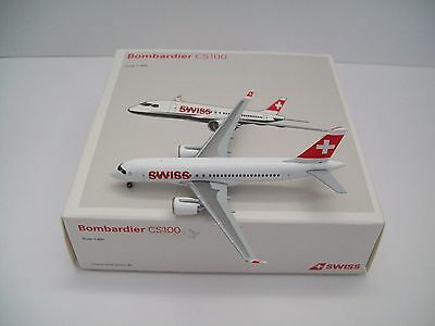 Swiss  Cs100   1-400  Rare Corporate Model