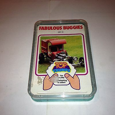 Top Trumps Fabulous Buggies