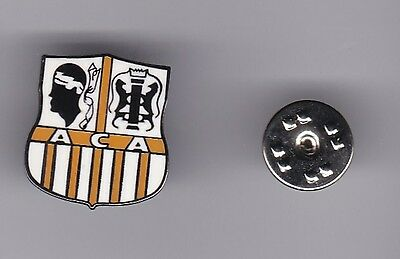 Ajaccio ( France ) - lapel badge butterfly fitting