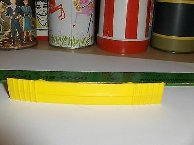 Kiss Yellow Lunchbox Plastic Handle-Fits Many Boxes,Size In Listing- Free To US