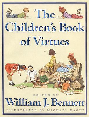 NEW - The Children's Book of Virtues