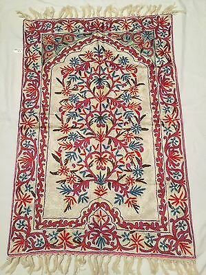 Luxury Handmade Prayer Mat Musallah Janamaz Unique Islamic Gift