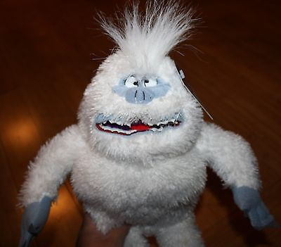 "Bumble The Abominable Snow Monster Yeti Plush 14"" Doll Rudolph Christmas NWT"