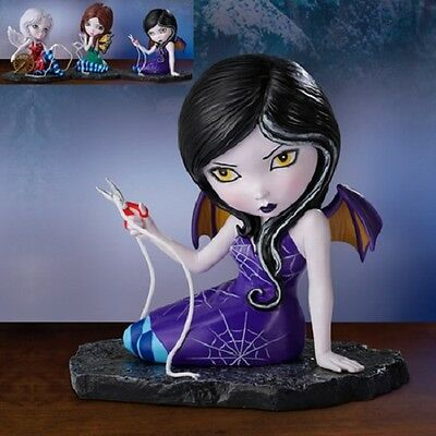 Atropis The Cutter Fairy - Three Fates Figurine -Jasmine Becket Griffith