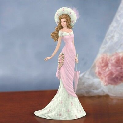 Hope for the Future Lady Figurine Elegant Moments of Hope Bradford Exchange