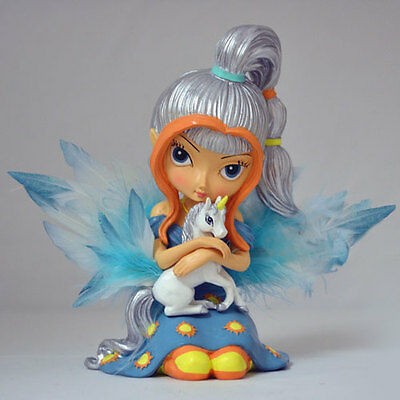 Aurora Amore Fairy and Unicorn Enchanting Companion - Jasmine Becket-Griffith