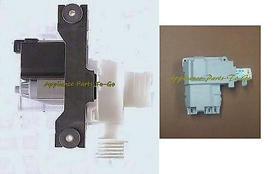 No-USA-Import-Charges - Frigidaire  Pump 1 Yr. Warranty OEM CERTIFIED 137108000