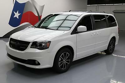 2017 Dodge Caravan  2017 DODGE GRAND CARAVAN GT HTD SEATS BLUETOOTH 13K MI #546163 Texas Direct Auto