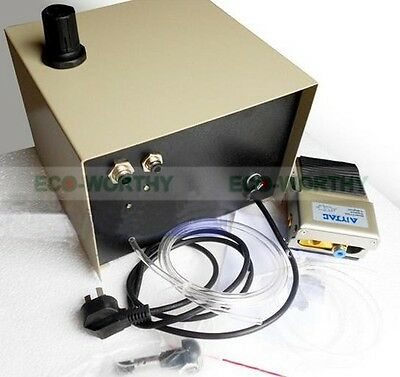 ECO Top Pneumatic Impact Engraving Machine Graver Jewelry Engraver Single Ended