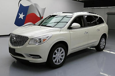 2014 Buick Enclave Leather Sport Utility 4-Door 2014 BUICK ENCLAVE LEATHER HTD SEATS SUNROOF NAV 31K MI #168254 Texas Direct