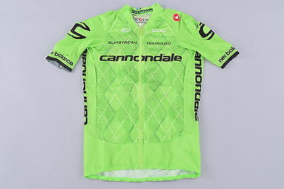 Cannondale Pro Team Cycling Climber's 2.0 Jersey by Castelli | Men's Medium