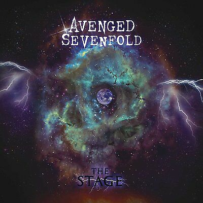 AVENGED SEVENFOLD The Stage 2 x 180gm Vinyl LP NEW & SEALED