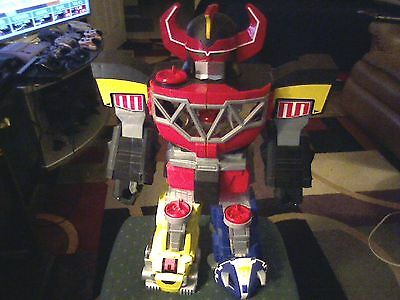 Fisher Price Imaginext MORPHIN POWER RANGERS MEGAZORD PLAY FIGURE NO ACCESSORIES