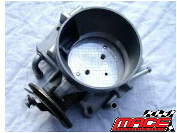 Bored Out & Polished 75Mm Performance Throttle Body Holden Geniii Ls1 5.7L V8