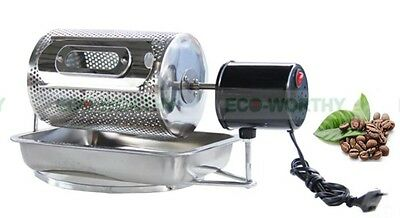 ECO Coffee Roaster Machine Home Kitchen Tool Electric Stainless Steel Machine