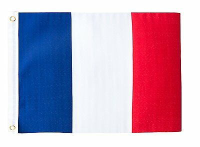 France National Flag Polyester French Banner 150*90CM/5*3FT with Eyelets