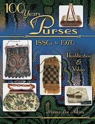 ON SALE! Vintage Purse ID book Mesh Bead Whiting Davis MORE