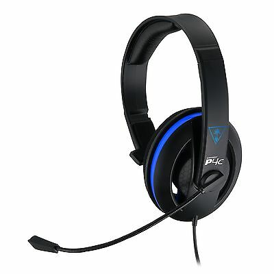 Turtle Beach Ear Force P4C Wired Communicator Headset - PlayStation 4