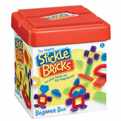 Stickle Bricks Beginner Box Construction Bricks Toy