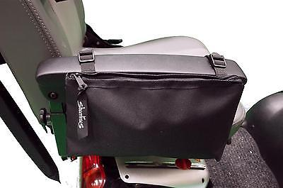 Sheerlines Universal Wheelchair Knightsbridge Side Arm Bag Ideal For Valuables