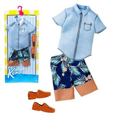Barbie - Trend Fashion for Ken Dolls Clothes - Set Summer