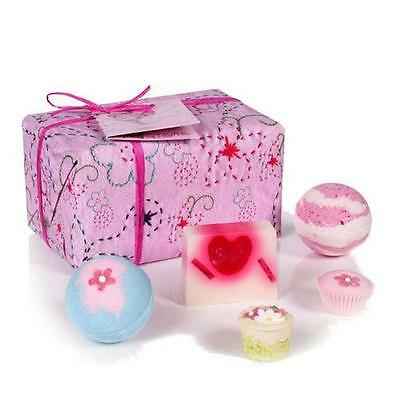 Bomb Cosmetics Gift Set - Pretty in Pink