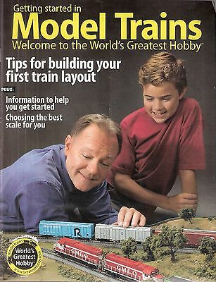 Model Trains Magazine - Getting Started