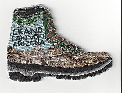 The Grand Canyon Arizona Souvenir Patch