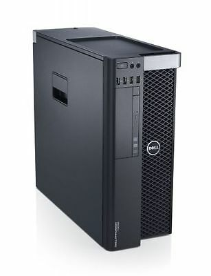 Dell T3600 Intel Xeon E5-1650 6x3,20GHz 16GB 250GB Nvidia Quadro 4000 RW W7