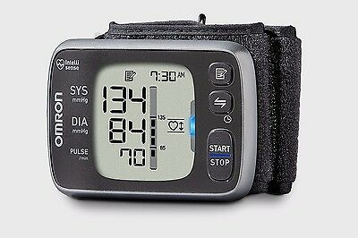 Omron 7 Series Wireless Wrist Blood Pressure Monitor Model BP654 with Case