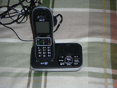 Bt 7610  Cordless Phone With Answering Machine & Nuisance Call Blocker