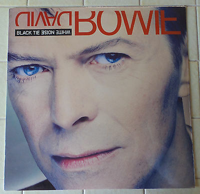 DAVID BOWIE - Black tie white noise - LP - NEW SEALED SHRINKWRAPPED