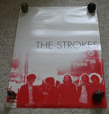 The Strokes promo poster