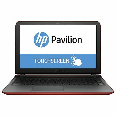 """HP Pavilion 15-AB212NA Touchscreen Laptop 15.6"""" 4GB 1TB HDD Missing Accessories"""