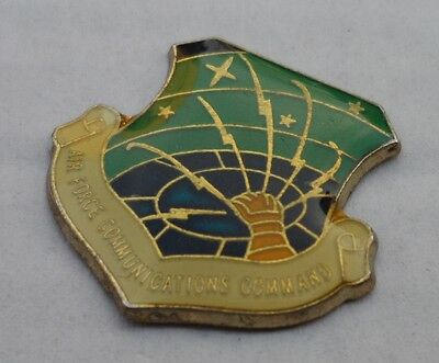 Pin Air Force Communications Command US Air Force Militär Military