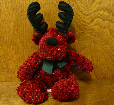 """Russ Berrie #101494 TWINKLE REINDEER, 12"""" Mint w/ tags NEW from our Retail Store"""