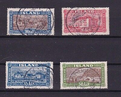 Island 1925 Part Set Used Stamps    R 2130