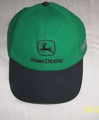 JOHN DEERE One Size Cap Green  Power Tools MiTM Corporation K Products Hat