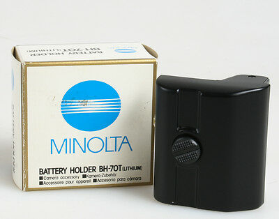 Minolta Lithium Battery Holder Part: Bh-70