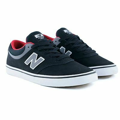 New Balance Numeric Quincy 254 Black Grey Skate Shoes Limited Release New BNIB