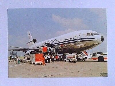 Airline-Issued Postcard / Shabair / Mcdonnell-Douglas Dc-10-30