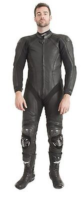 RST 1042 Black Series ll Road Racing Sports Racing Track Leather Suit Motorbike