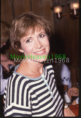 CARRIE FISHER  VINTAGE 35mm SLIDE TRANSPARENCY 9262 PHOTO