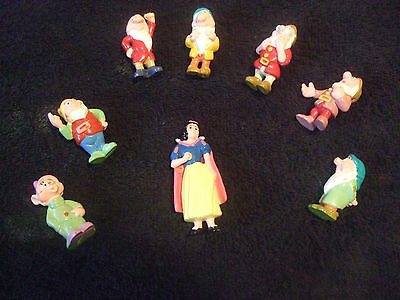 Snow White and the Seven Dwarves Figures