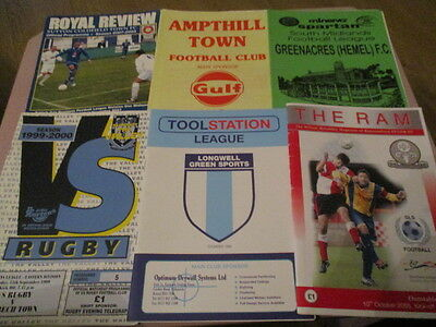 6  Non League  Games  Listed