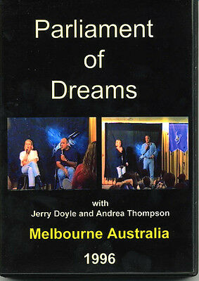 Babylon 5 - Parliament of Dreams Convention DVD. Doyle and Thompson