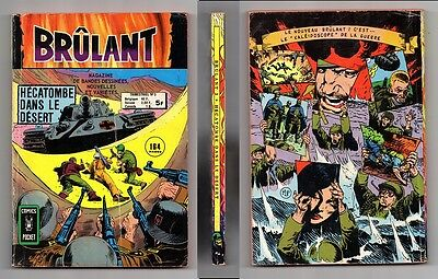 BRULANT SERIE 2 n°3 AREDIT 1978 BE.