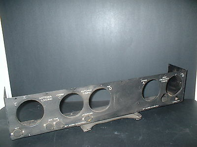 Collins  Art-13  Mt-283  Aircraft Radio Transmitter Lower Front Panel Box#3S